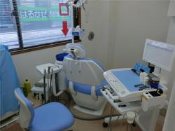 豪徳寺駅前歯科の治療室2